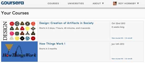 courses free university course #2